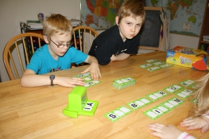 Homeschool Game Day Fun